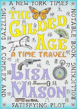 Lisa Mason, the fantasy and science fiction author, Talks Time